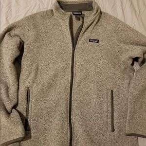 Patagonia Better Sweater Jacket Full Zipper